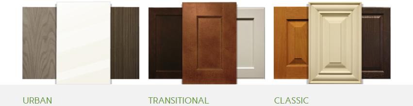 kitchen door styles innovative kitchens by design sudbury on